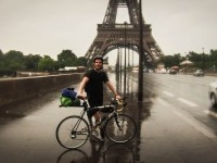 Rotterdam to Paris in 48 hours by bicycle