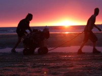 Short documentary: Walking the West Coast in challenging circumstances