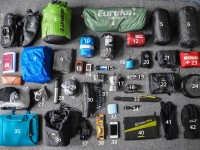 My kit list for cycling Rotterdam to Singapore
