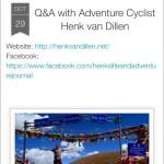 Interview Going Solo Adventures - okt 2015