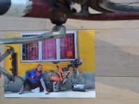 Exhibition bicycle journey in KijKESAAN [PHOTOS]