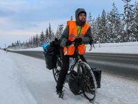 Why I wanted to cycle in Russia
