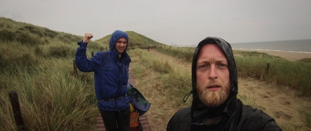 Strandexpeditie: ellende is stiekem briljant