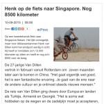 RTV Rijnmond - sept 2015