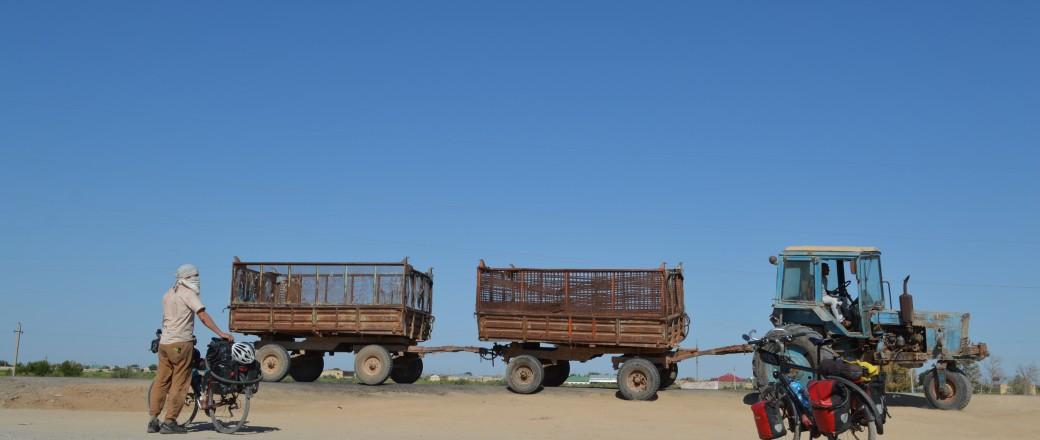 Overleven in Turkmenistan