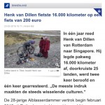 Reformatorisch Dagblad - feb 2016