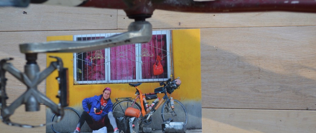 Exhibition bicycle journey in KijKESAAN [PHOTOS]