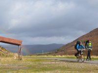 Across Scotland on a longboard