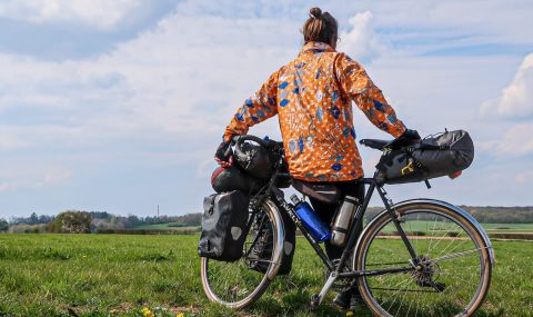Bikepacking in the Ardennes